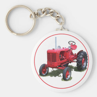 Leader Tractors Key Ring