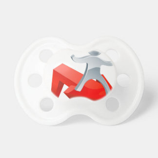 Leadership concept pacifiers