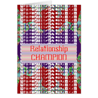 Leadership Giveaways Editable Text n Text Color Card