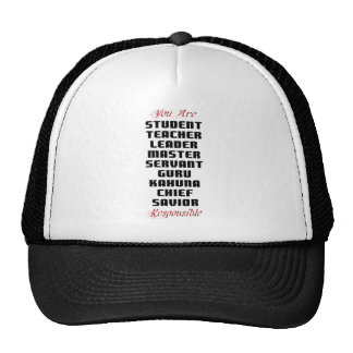 Leadership Hat
