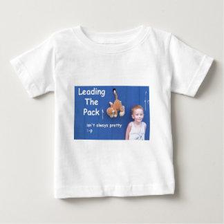 Leading isn't always pretty baby T-Shirt