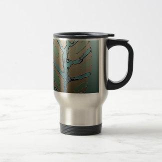 Leaf 2 stainless steel travel mug