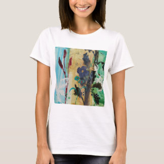Leaf Berry Flower T-Shirt
