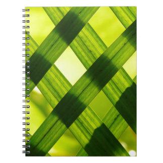 Leaf Blade Series Note Book