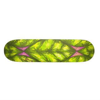 Leaf board skate board decks