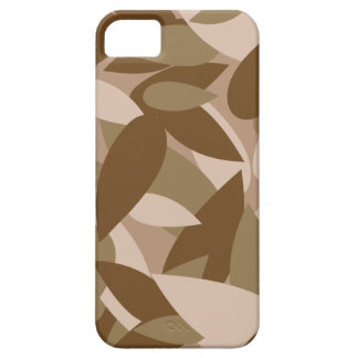 leaf camo iPhone 5 cover