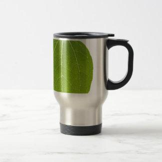 Leaf Closeup Mug