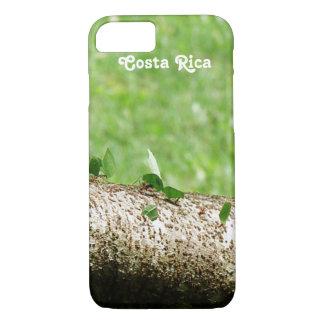 Leaf Cutter Ants in Costa Rica iPhone 7 Case