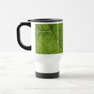 Leaf. Digital Art. Mugs