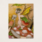Leaf Fairy Business Card