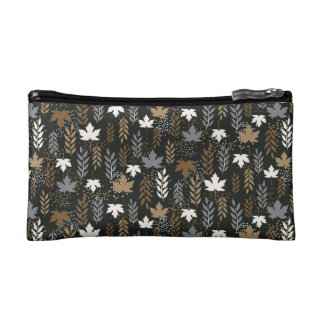 """Leaf Fall"" Cosmetic Bag"