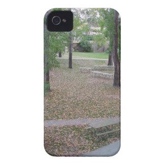 LEAF FALL iPhone 4 Case-Mate CASE