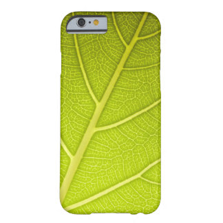 Leaf Green Close-Up Texture iPhone 6 Case