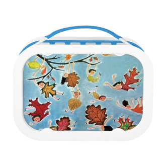 Leaf Kids Lunch Box