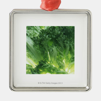 Leaf Lettuce Christmas Ornament