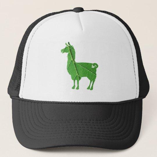 Leaf Llama Cap