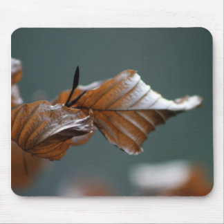 Leaf Mouse Pad, Nature Mouse Pad