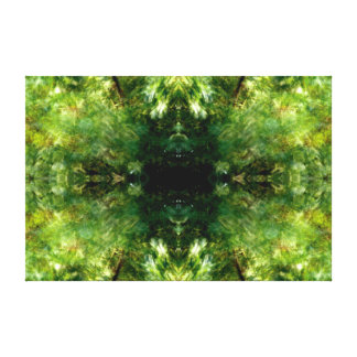 Leaf Pattern #1 Canvas Print