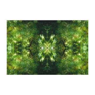 Leaf Pattern #2 Canvas Print