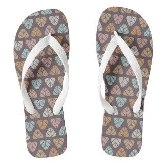 Leaf pattern 2 flip flops