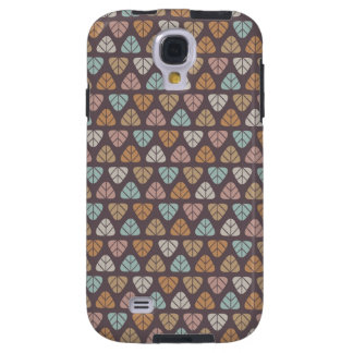 Leaf pattern 2 galaxy s4 case