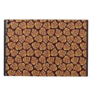 Leaf pattern case for iPad air