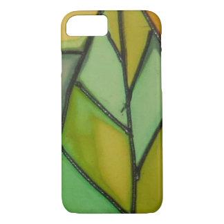 Leaf pattern iPhone 8/7 case