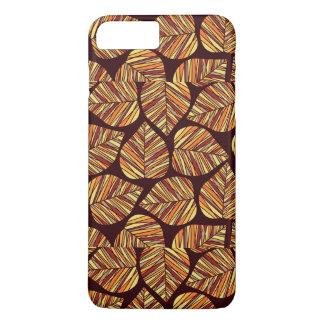Leaf pattern iPhone 8 plus/7 plus case