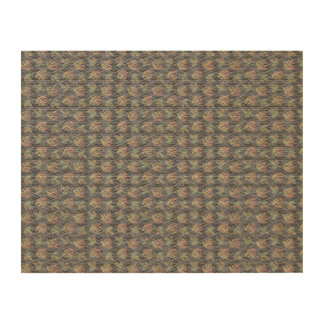 leaf pattern texture wood canvas