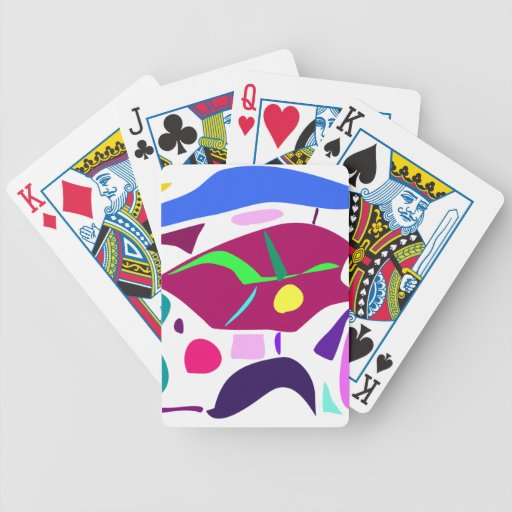 Leaf Poker Deck