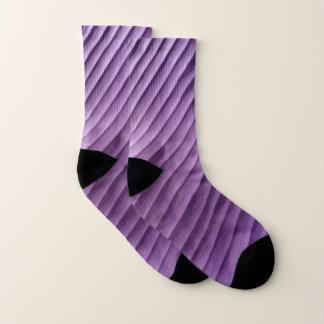 Leaf Purple Diagonal 1