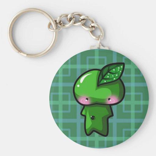 Leaf Sprite Key Chain