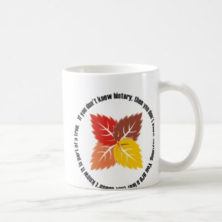 Leaf That Doesn't Know Mugs