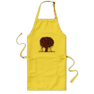 Leaf Tree Apron