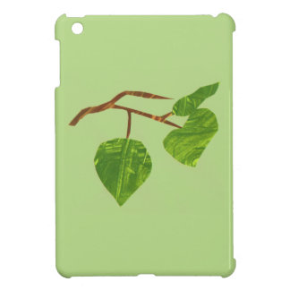 Leaf Tree Green iPad Mini Case