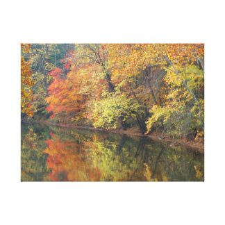 LEAFLECTION Gallery Wrapped CANVAS Large 36 x 24