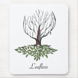 Leafless Mousepad