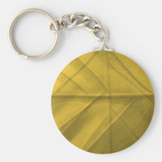 Leafs Basic Round Button Key Ring