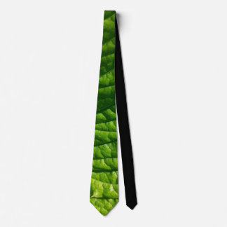 Leafy Green Tie