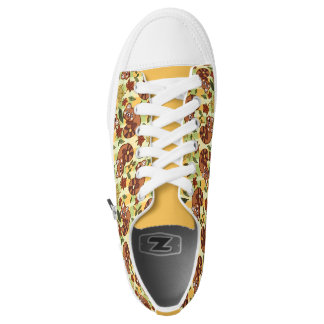 Leafy Red panda Shoes Printed Shoes