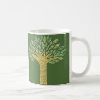 Leafy Tree Mug