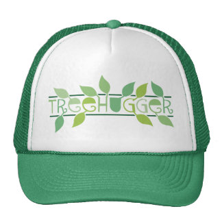 Leafy Treehugger Hats