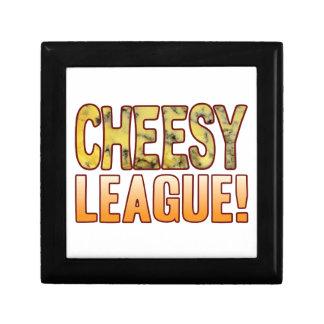 League Blue Cheesy Gift Box