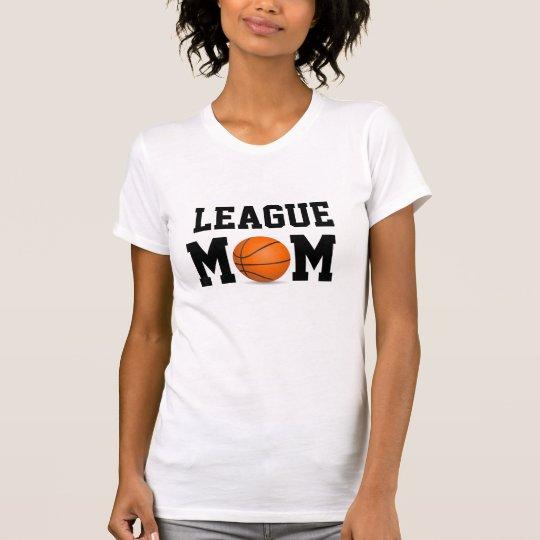 League Mum (Basketball) T-Shirt