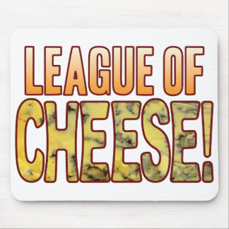 League Of Blue Cheese Mouse Mat