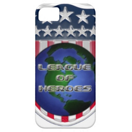 League of Heroes iPhone 5 Cases