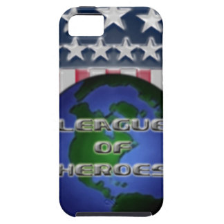 League of Heroes iPhone 5 Case