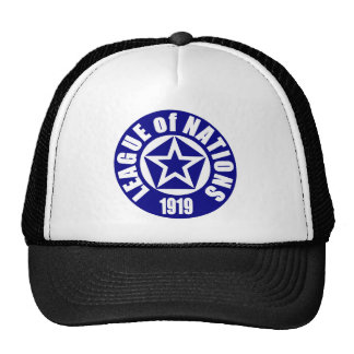 League of Nations Cap