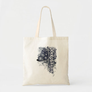 League Pool Player Budget Tote Bag