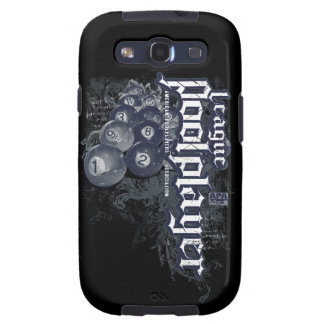 League Pool Player Galaxy SIII Covers